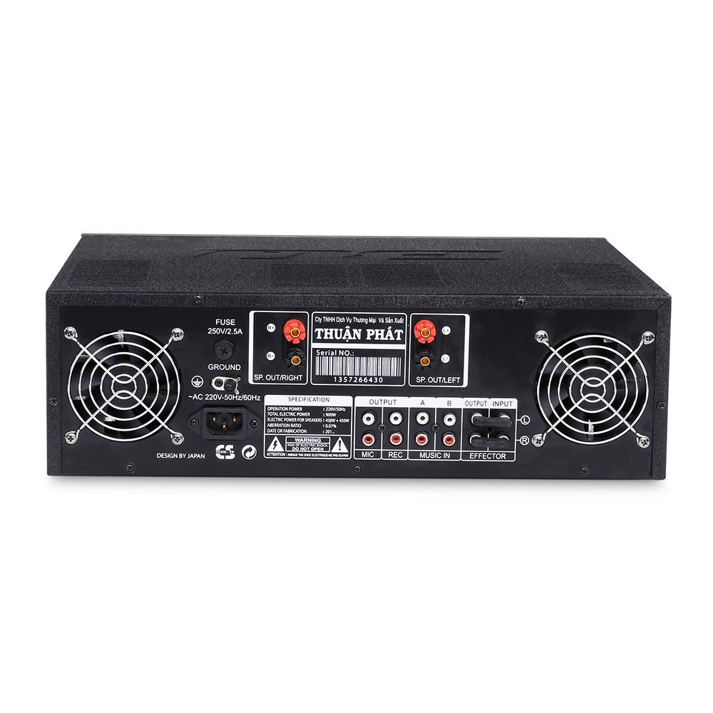 Khuếch đại âm thanh Ampli Karaoke S800 - Hàng chính hãng