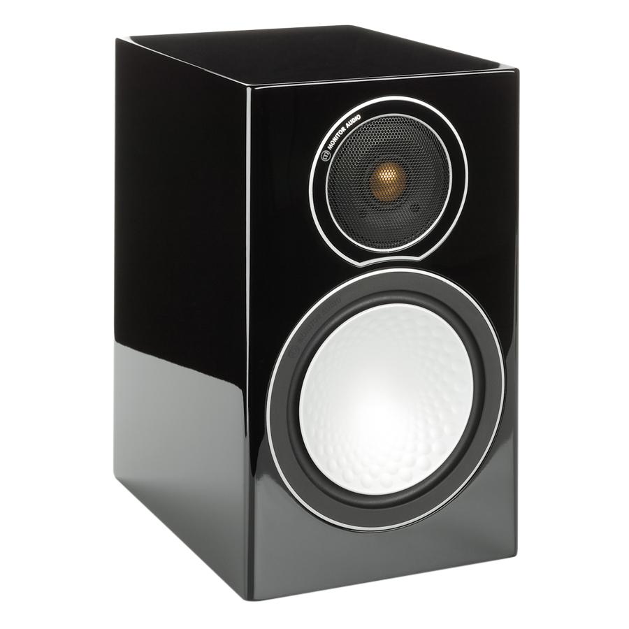 Loa Thùng Monitor Audio Silver 1 Black (100W)