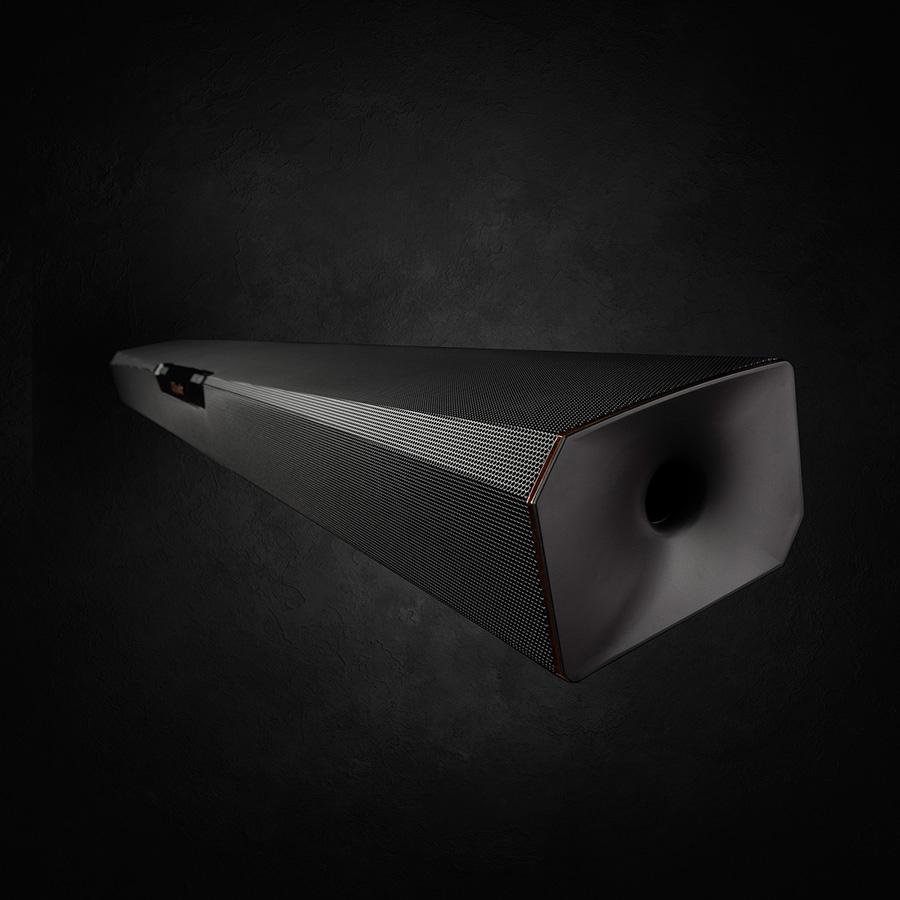 Loa Soundbar 2.1Ch Klipsch RSB-3 (56W) - Hàng Chính Hãng