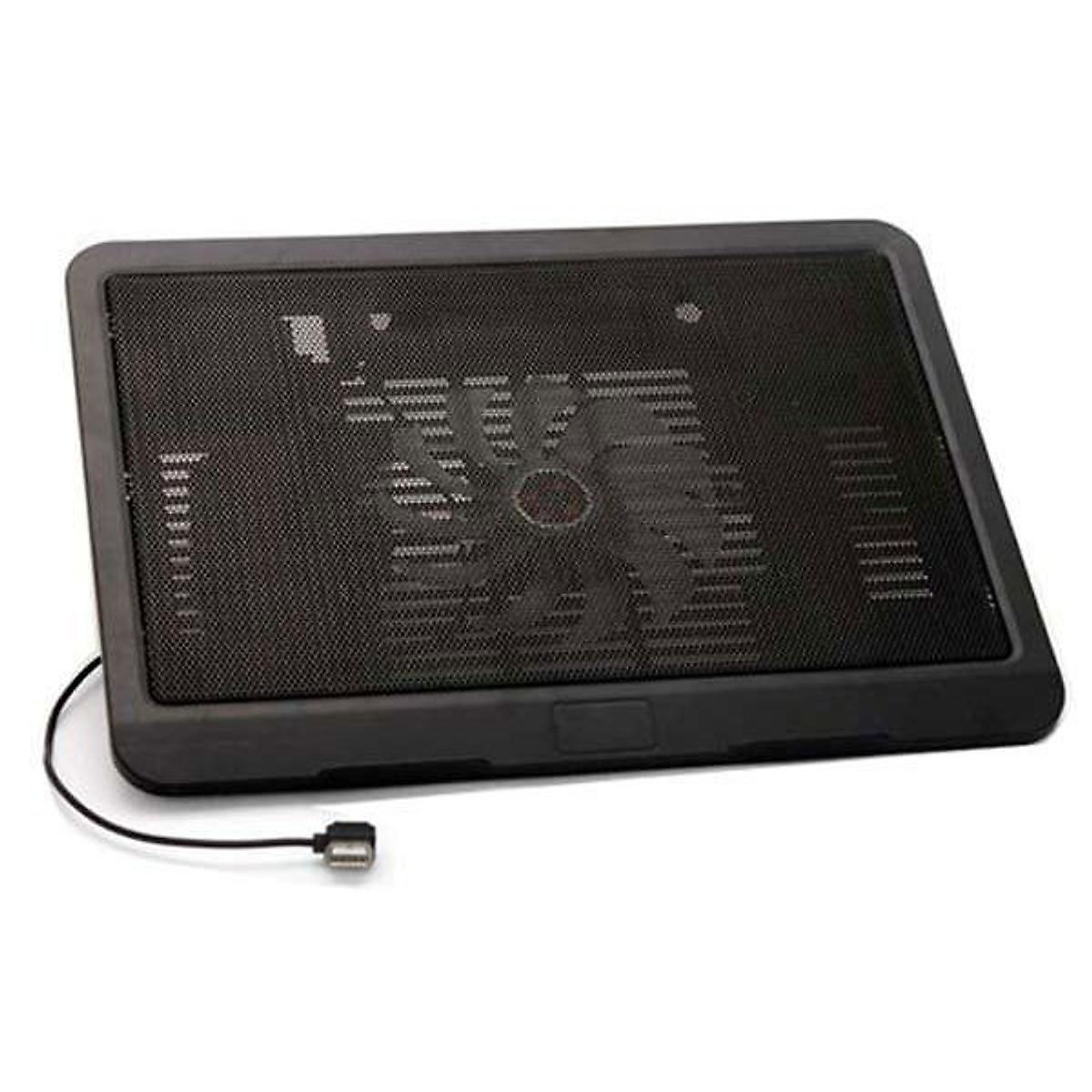 Đế Tản Nhiệt Laptop N191 (Tặng kèm củ nguồn 5v cắm điện ngoài)