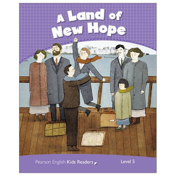 Level 5: Land Of New Hope CLIL AmE (Pearson English Kids Readers)
