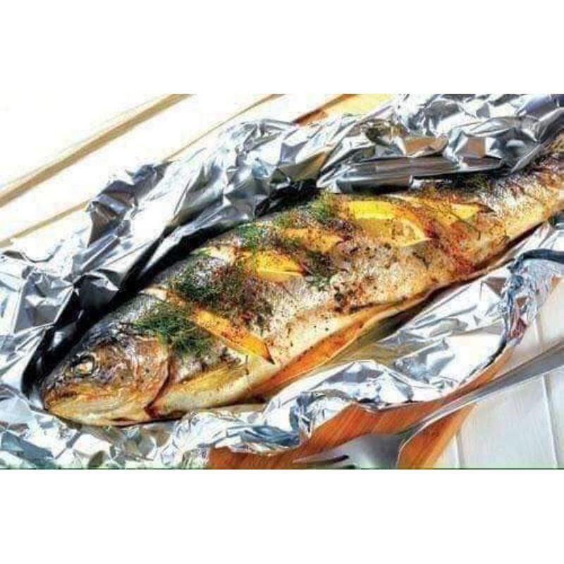 Giấy bạc bọc thức ăn loại dài 5m*45cm