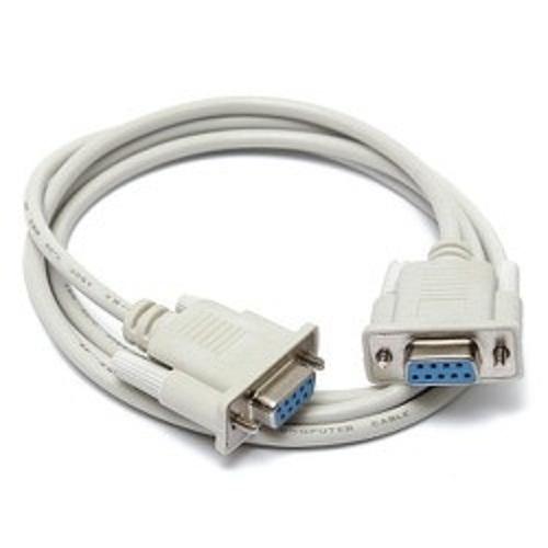 Cáp nối Com to Com DB9 to DB9 RS232 to RS232 2 đầu cái - Hàng nhập khẩu