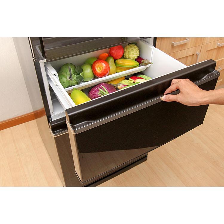 Tủ Lạnh Inverter Mitsubishi MR-CX41EJ-BRW-V (326 lít) - Hàng chính hãng