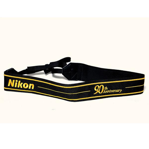 Dây đeo máy ảnh Nikon kỷ niệm 90 năm - Hàng nhập khẩu
