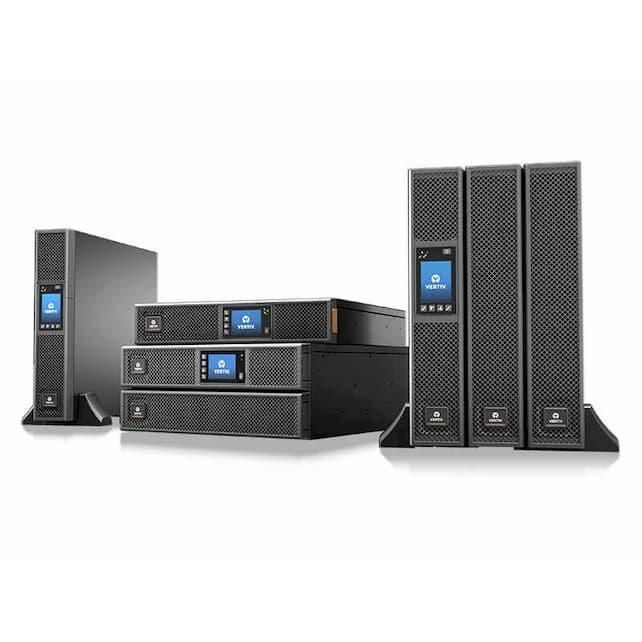 Bộ lưu điện UPS Liebert GXT5 On-Line 6000VA/6000W 230V