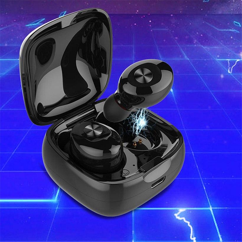 Tai Nghe Bluetooth TWS XG-12 Wireless Sport Headphone V5.0 - Hộp sạc 350mAh