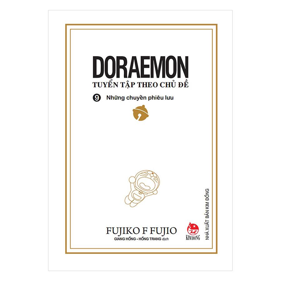 Combo Doraemon Tuyển Tập Theo Chủ Đề (10 Cuốn)