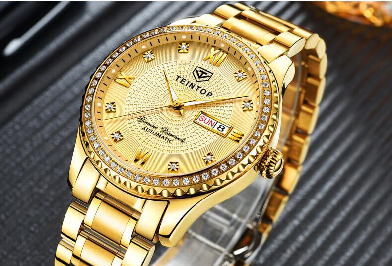 Đồng hồ nam chính hãng Teintop T8629-1