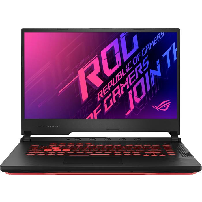 Laptop Asus ROG Strix G15 G512-IAL013T (Core i5-10300H/ 8GB DDR4 3200MHz/ 512GB SSD PCIE G3X4/ GTX 1650Ti 4GB GDDR6/ 15.6 FHD IPS, 144Hz/ Win10) - Hàng Chính Hãng