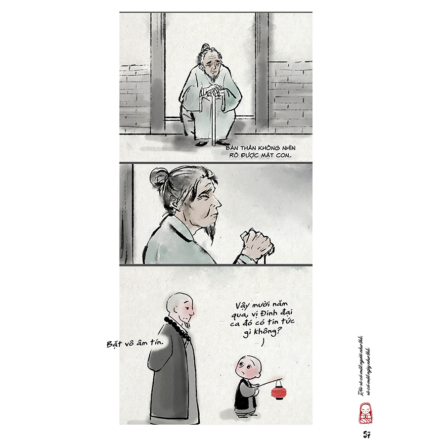 Tiểu hòa thượng Nhất Thiền