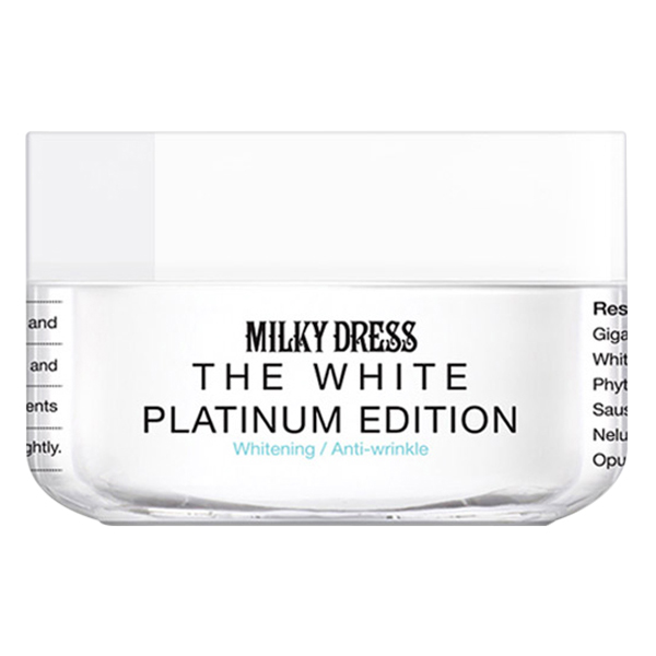Kem Làm Trắng Tức Thì Milky Dress (50ml)