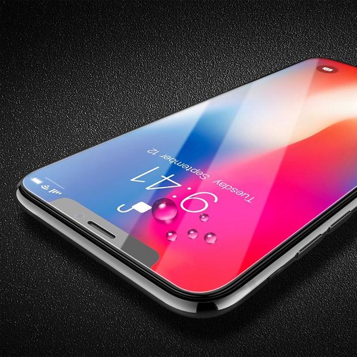Kính cường lực cho iPhone 11 Pro, iPhone X chính hãng TOTU trong suốt HD