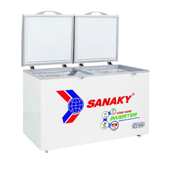 Tủ Đông SANAKY 2 NGĂN VH 3699W3 (260L) - Hàng chính hãng