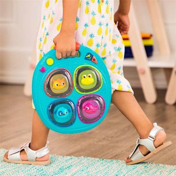 Bộ đồ chơi luyện trí nhớ với đèn và ánh sáng B.BRAND BX1645Z