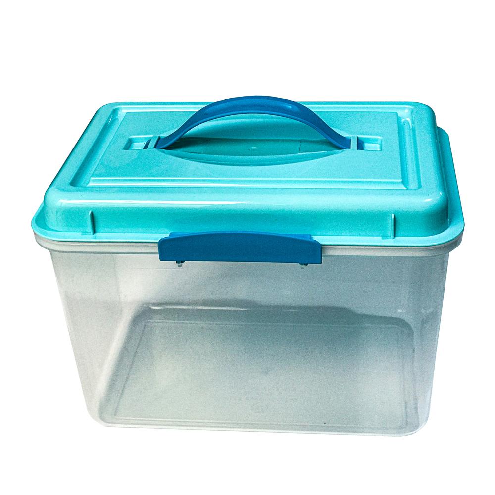 Combo hộp chống ẩm máy ảnh, flycam 6 lít (ẩm kế điện tử, 200g hạt hút ẩm xanh, tặng mút xốp)
