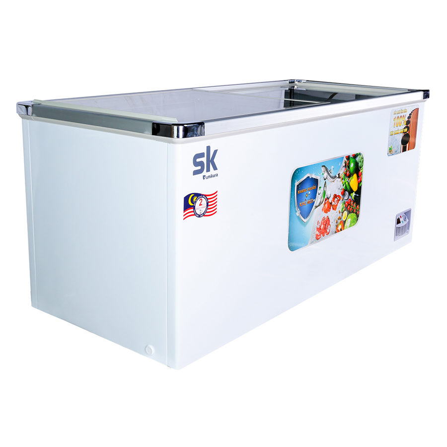 Tủ Đông Kính Lùa Sumikura SKFS-700F (700L) - Hàng Chính Hãng