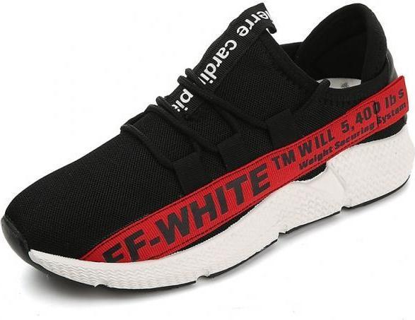 Giày Sneaker Nam Thể Thao Y8-339969R Đen Phối Đỏ - 43 - 24041205 , 7079779761040 , 62_3739773 , 284000 , Giay-Sneaker-Nam-The-Thao-Y8-339969R-Den-Phoi-Do-43-62_3739773 , tiki.vn , Giày Sneaker Nam Thể Thao Y8-339969R Đen Phối Đỏ - 43