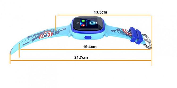 đồng hồ thông minh định vị gps cho trẻ em