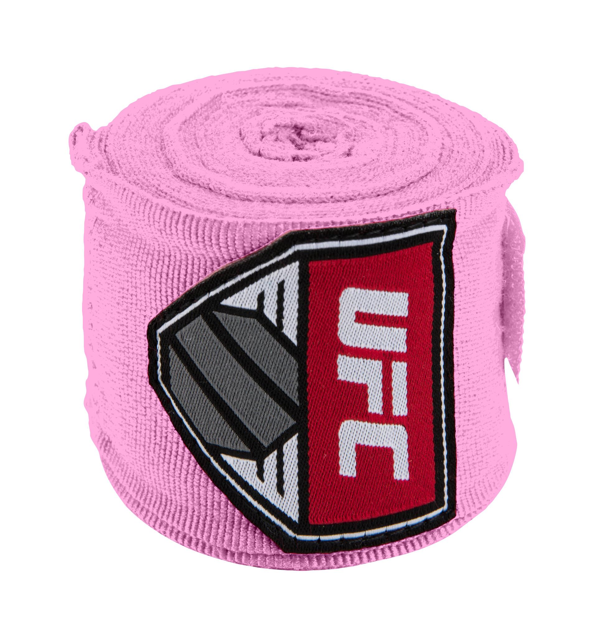 Băng quấn - Màu hồng - Contender Hand Wraps - Mã 944101-UFC, Hiệu UFC