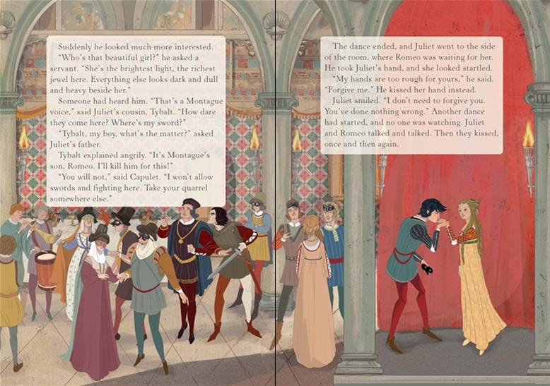Usborne ER Romeo and Juliet