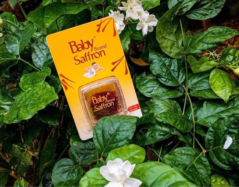 Nhụy Hoa Nghệ Tây Saffron Baby