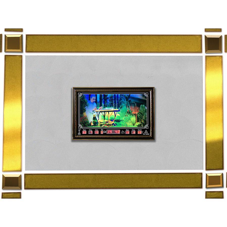Đồng hồ lịch vạn niên Cát Tường 68617