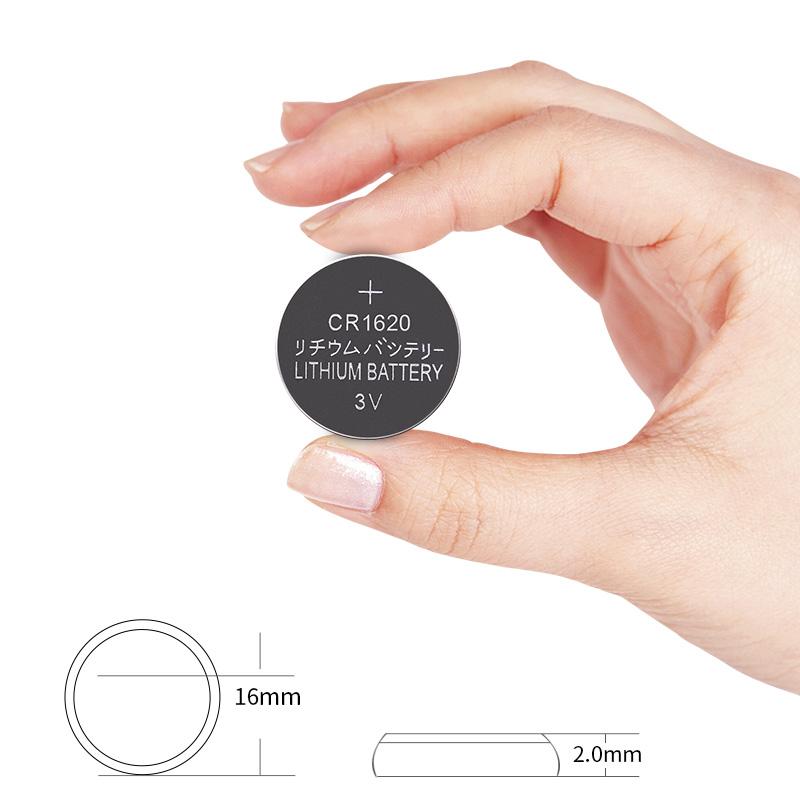 Vỉ 5 Viên Pin CR2016 Lithium Bettyry 3V Doublepow Dùng Cho Điều Máy Tính Cầm Tay, Điều Khiển, Cân Sức Khỏe, Đồng Hồ, Bo Mạch Chủ CMOS