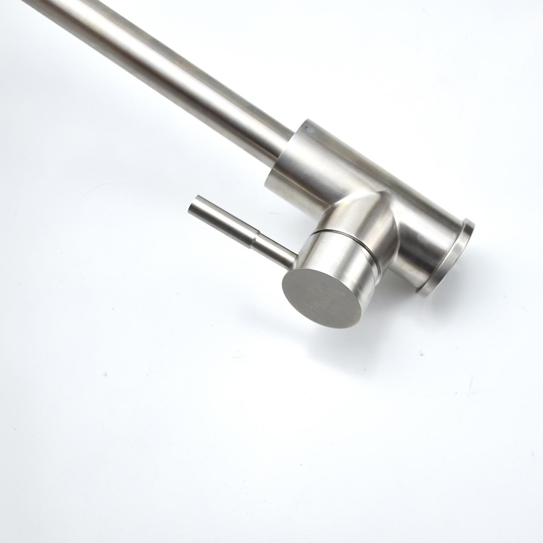 Vòi bếp nóng lạnh kèm theo bộ dây cấp nước Hiwin KF-103C