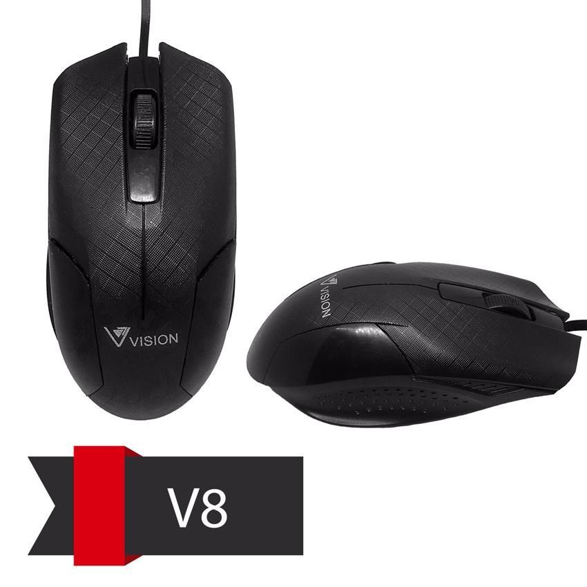 Chuột văn phòng Vision v8 - Hàng chính hãng