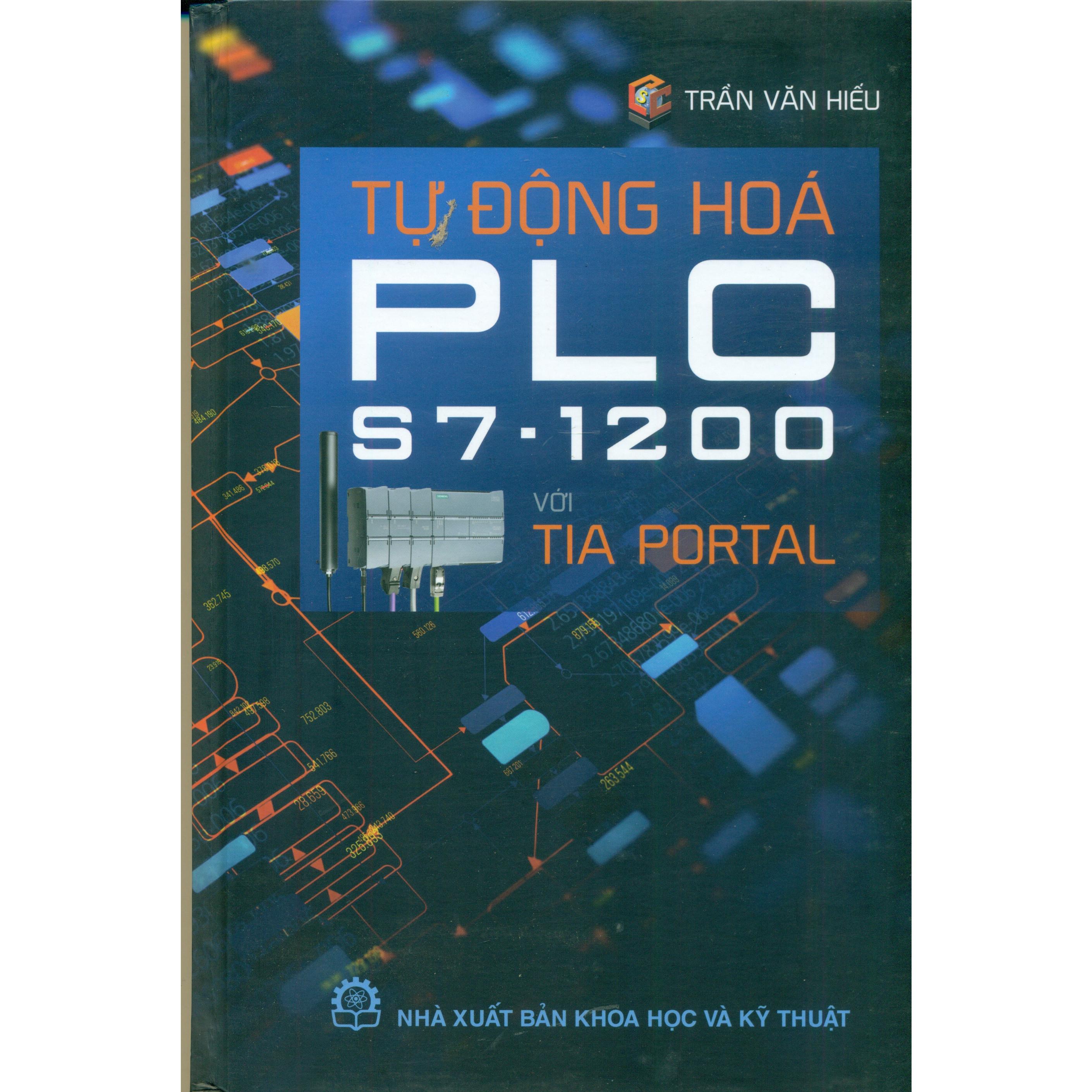 Tự động hóa PLC S7 - 1200 với tia Portal