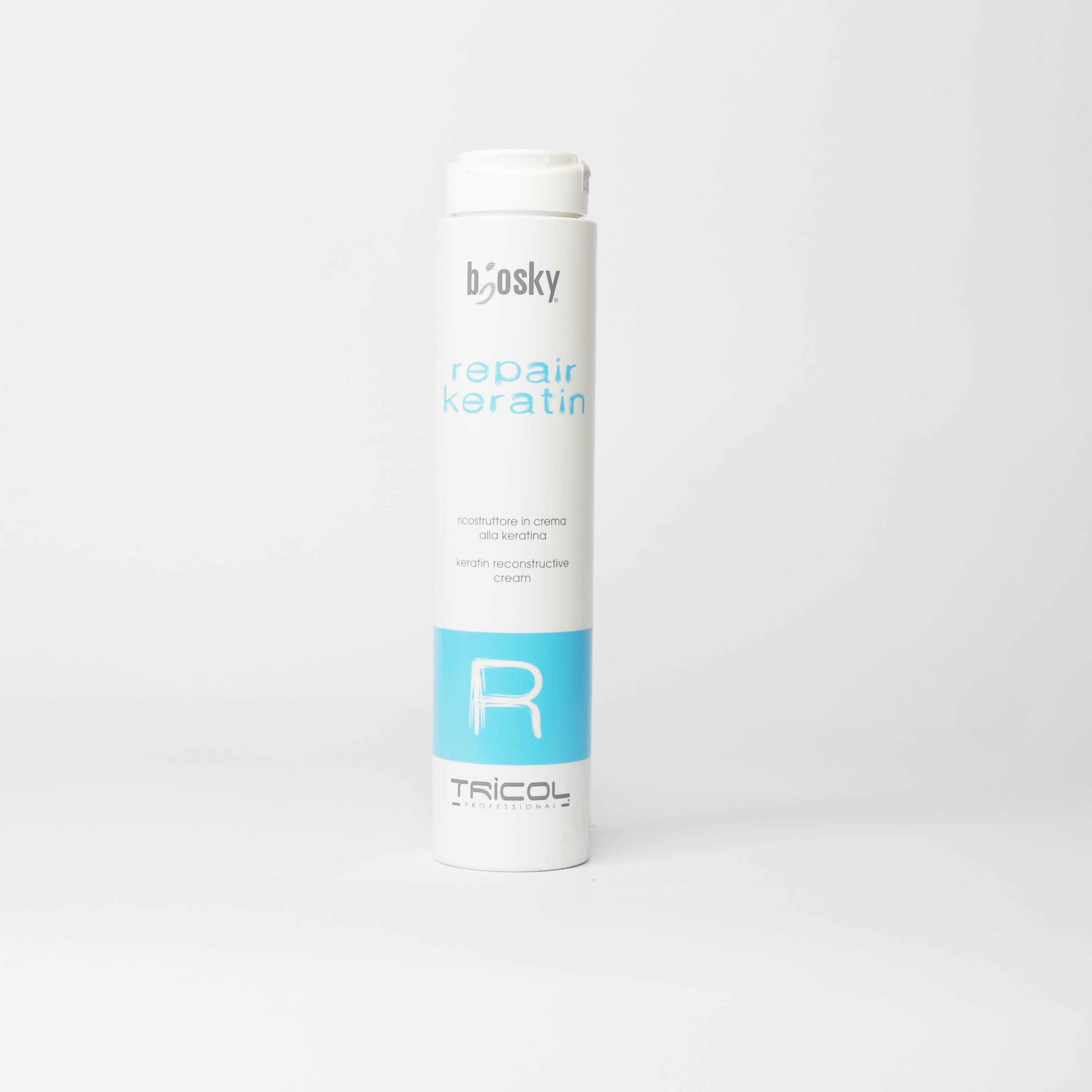 Dầu hấp phục hồi, dưỡng ẩm & tái cấu trúc tóc Repair Keratin Mask 250ML