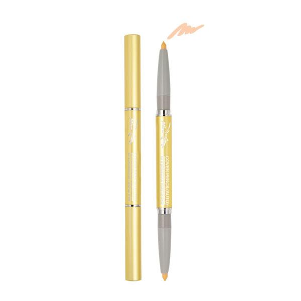 Chì che khuyết điểm Mira Cover Pencil Hàn Quốc No.21  Light beige tặng kèm móc khoá