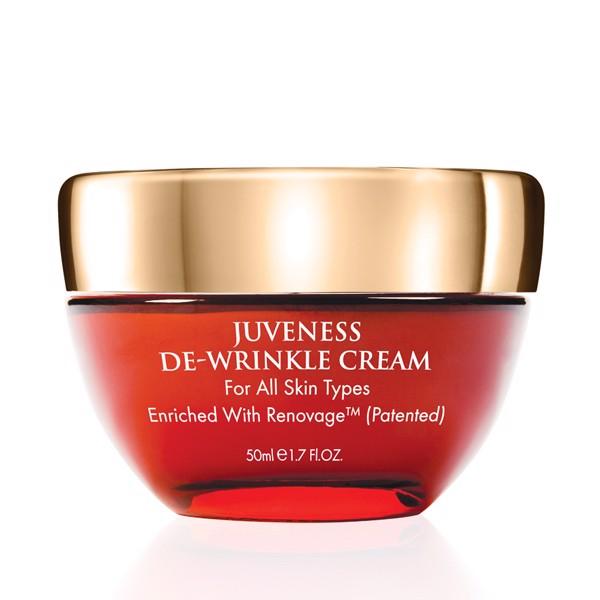 Kem dưỡng làm mờ nếp nhăn Aqua Mineral Juveness de-wrinkle cream