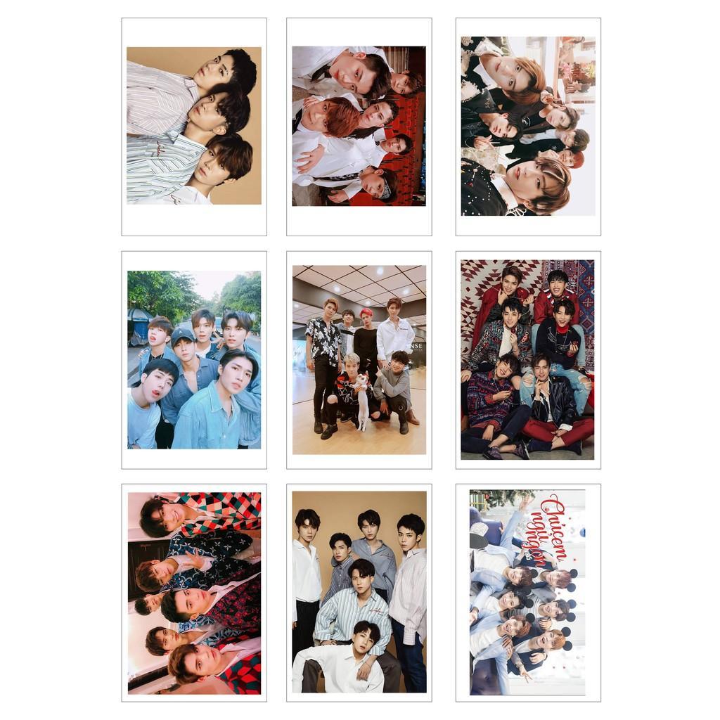 Lomo Card Ảnh UNI5 ( gồm 54 ảnh)