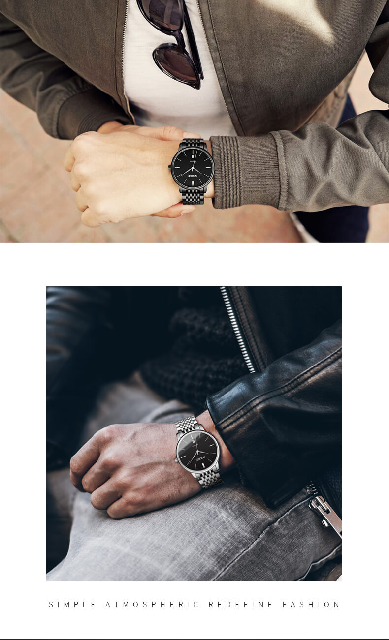 Đồng hồ nam chính hãng Aouke AK10-1