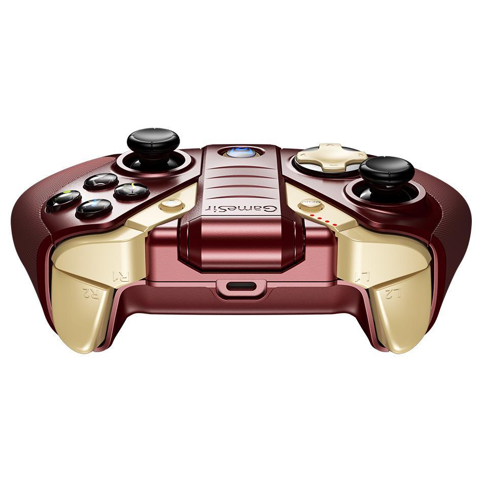 Tay bấm chơi game Apple MFI Gamesir M2 Đỏ - Hàng chính hãng