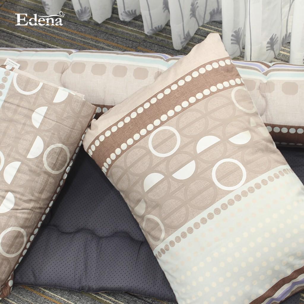 Bộ nệm tiện ích Edena 4 món ( màu ngẫu nhiên )