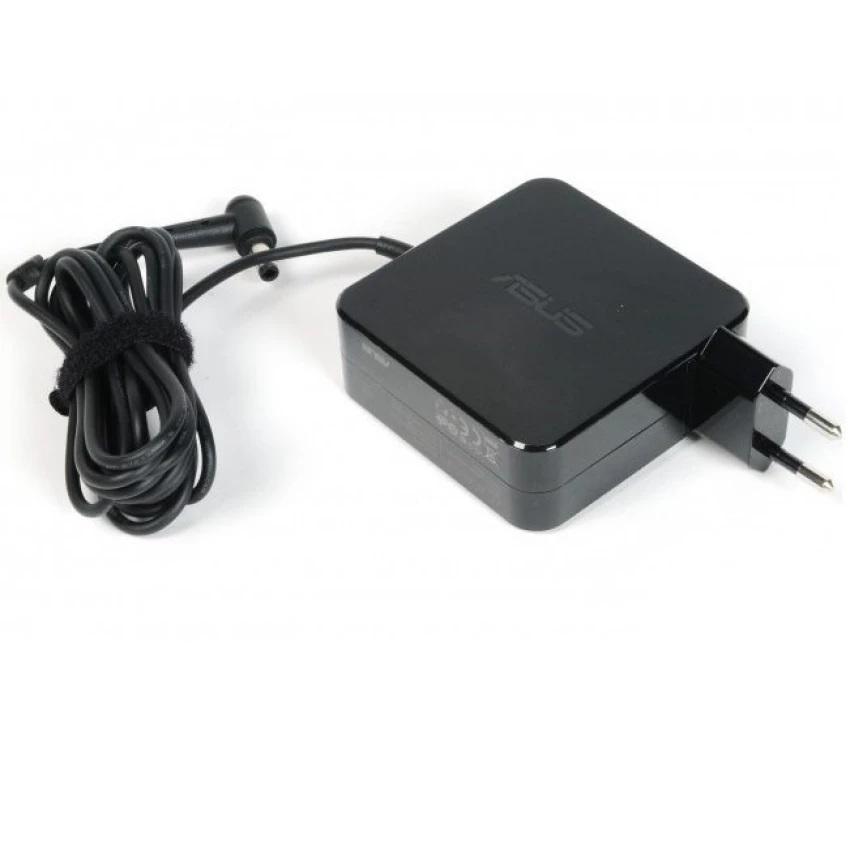 Sạc dành cho laptop Asus 19V-3.42A, 65w vuông zin - Hàng nhập khẩu