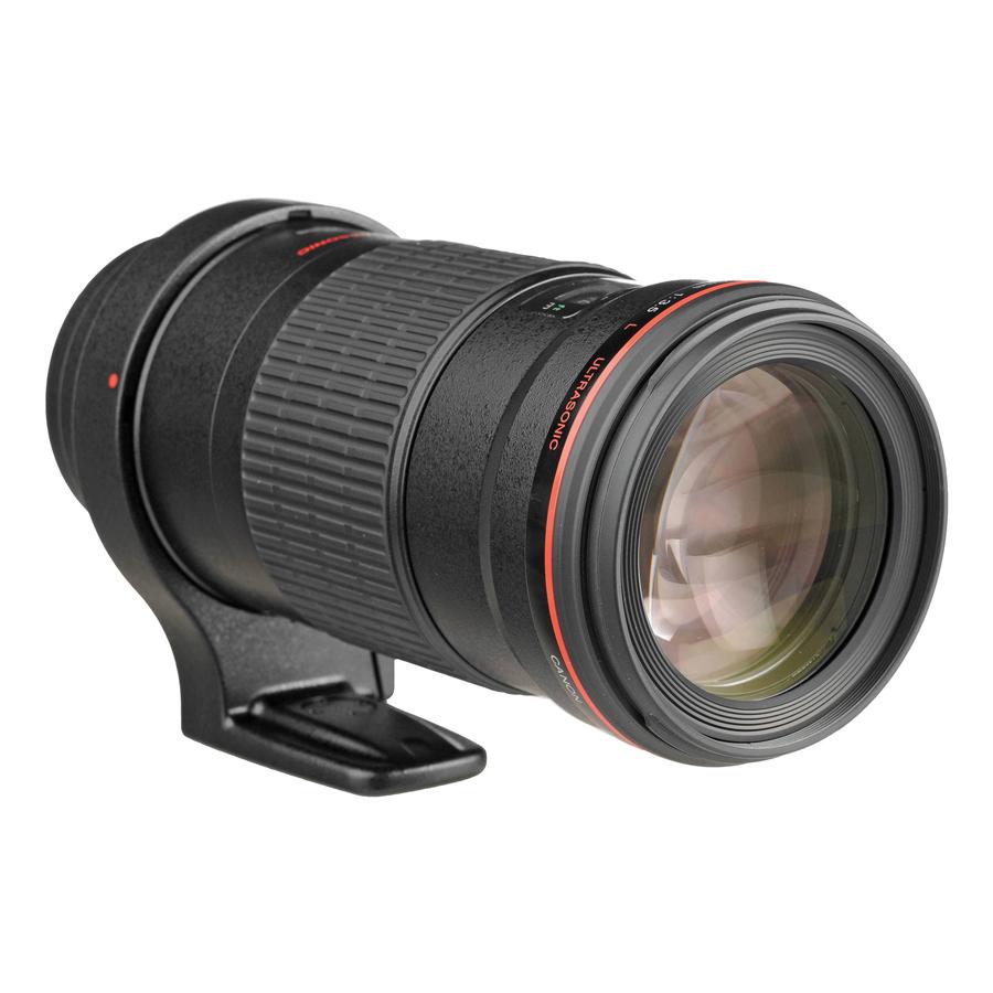 Lens Canon EF180mm f/3.5 Macro L USM - Hàng Chính Hãng