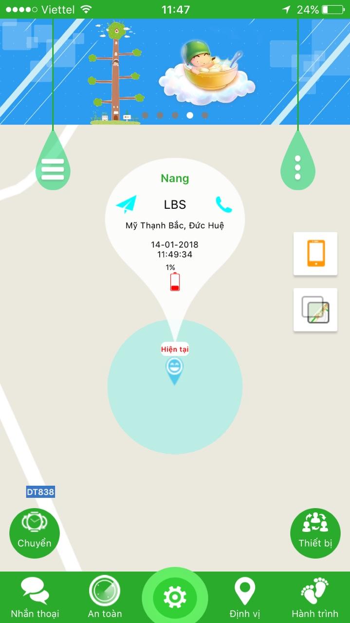Đồng hồ thông minh gps tracker smart watch Q528