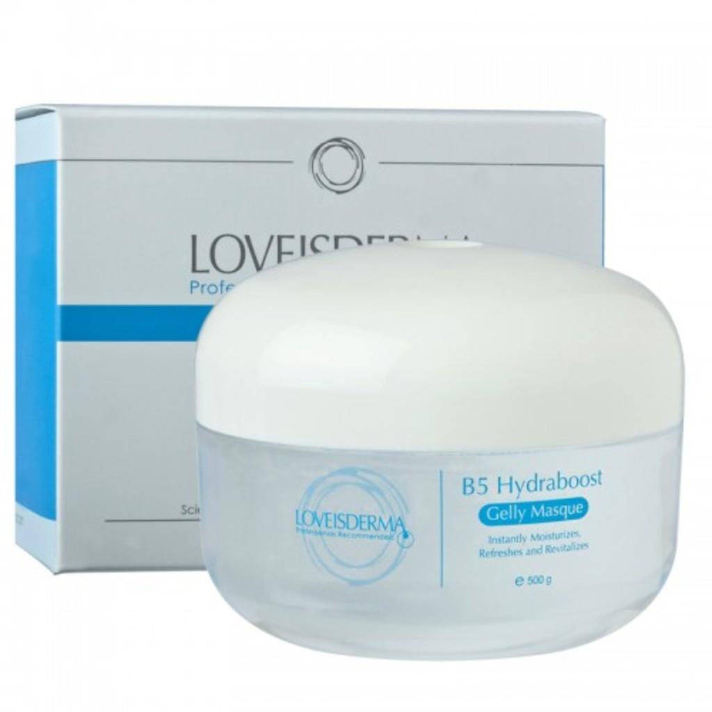 Mặt nạ rửa dưỡng ẩm phục hồi B5 Hydraboost 500ml Đài Loan