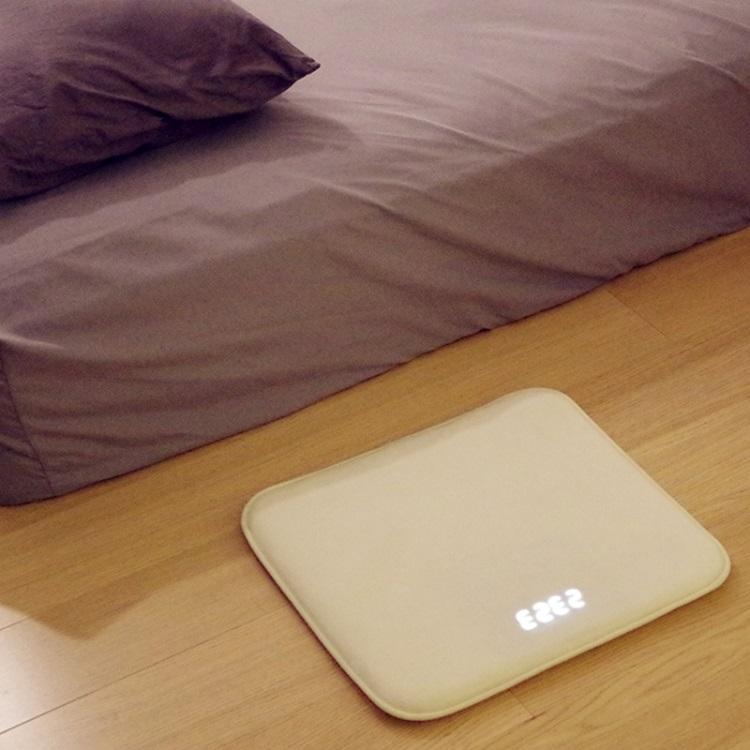Đồng hồ báo thức cảm biến thông minh  - Bật tan những cơn buồn ngủ ( Tặng bộ 06 con bướm phát sáng )