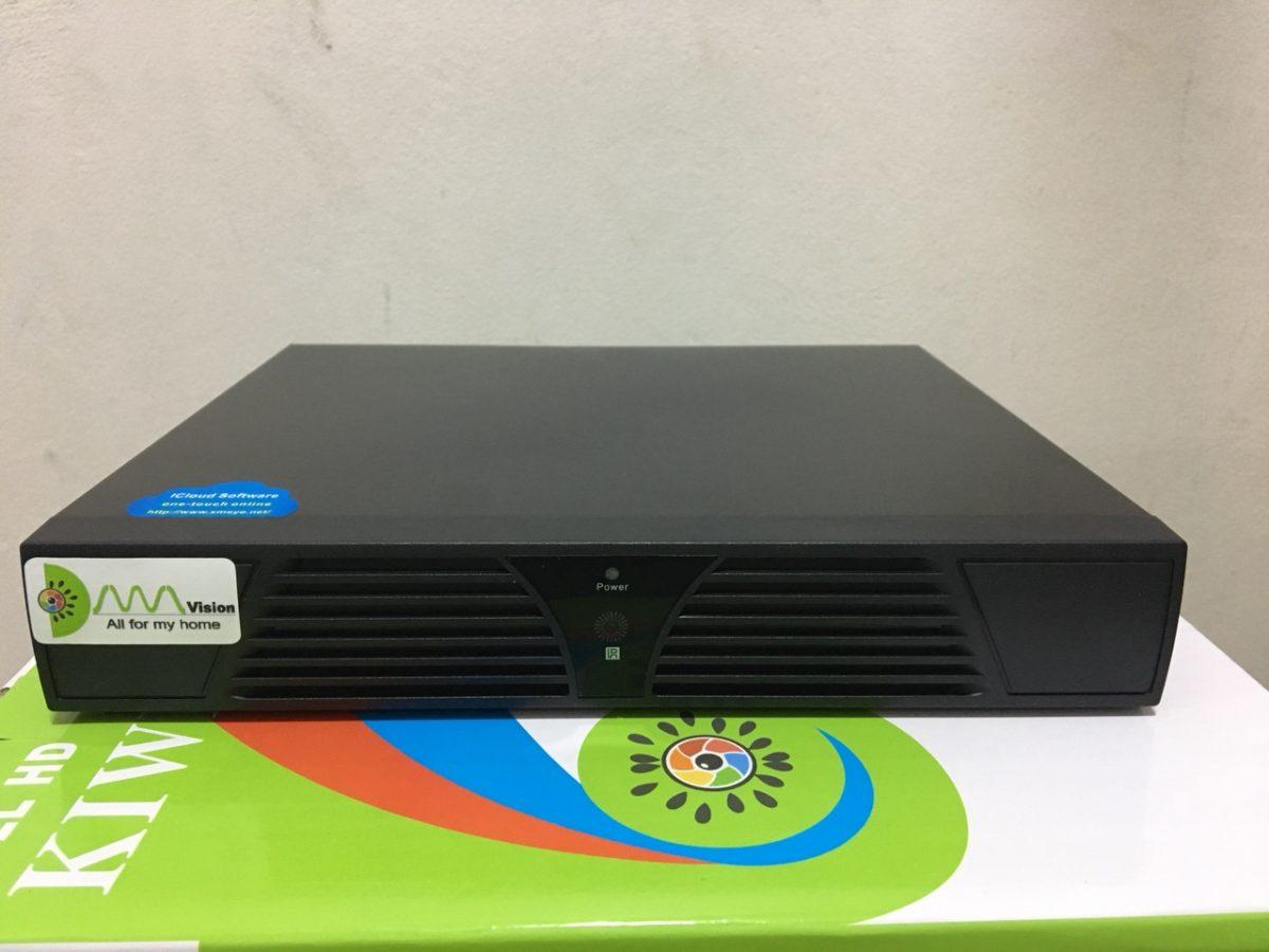 Bộ Camera Wifi NVR8100 Kit 8 Mắt 720P - Hàng Chính Hãng