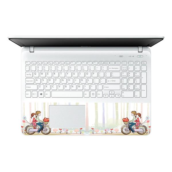 Mẫu Dán Decal Laptop Hoạt Hình Cực Đẹp LTHH-31
