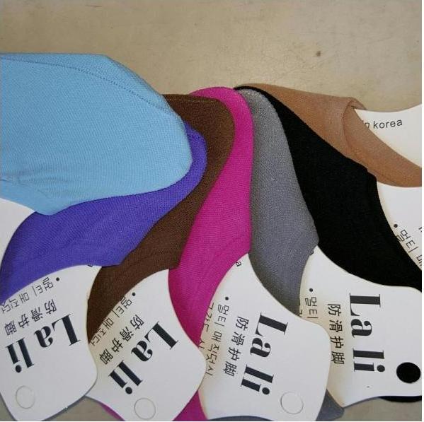 Combo 5 đôi tất hài chống trơn trượt Hàn Quốc (Giao Màu Ngẫu Nhiên)