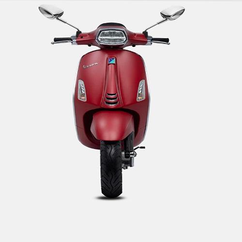 Xe máy Vespa Sprint 125 ABS LED - Đỏ sần
