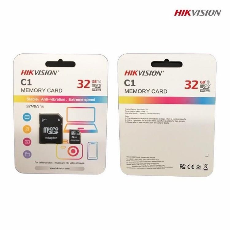 Camera Giám Sát Ezviz CS‑CV246 720P + Kèm Thẻ Nhớ 32G Hikvision - Camera Wifi Không Dây Hàng Chính Hãng