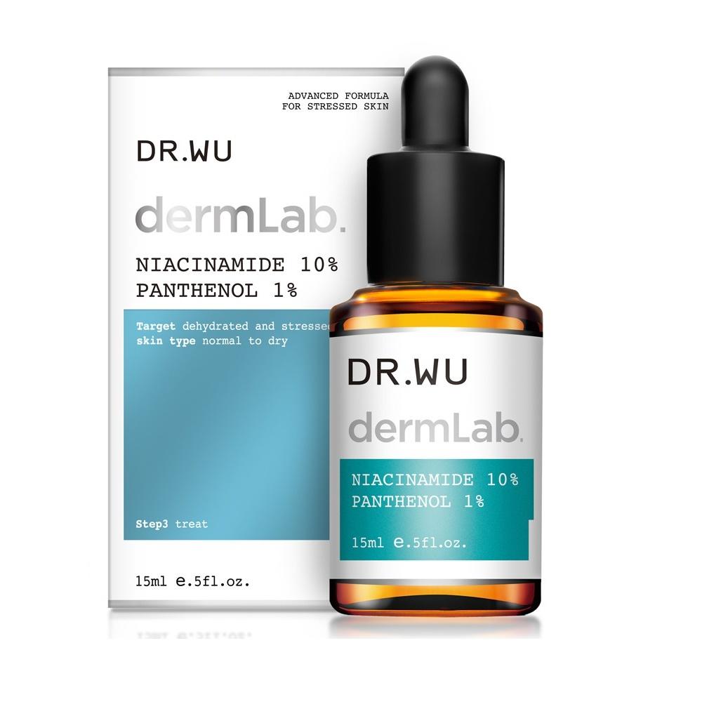 Dr.Wu Serum Dermlab giúp phục hồi da 15ml