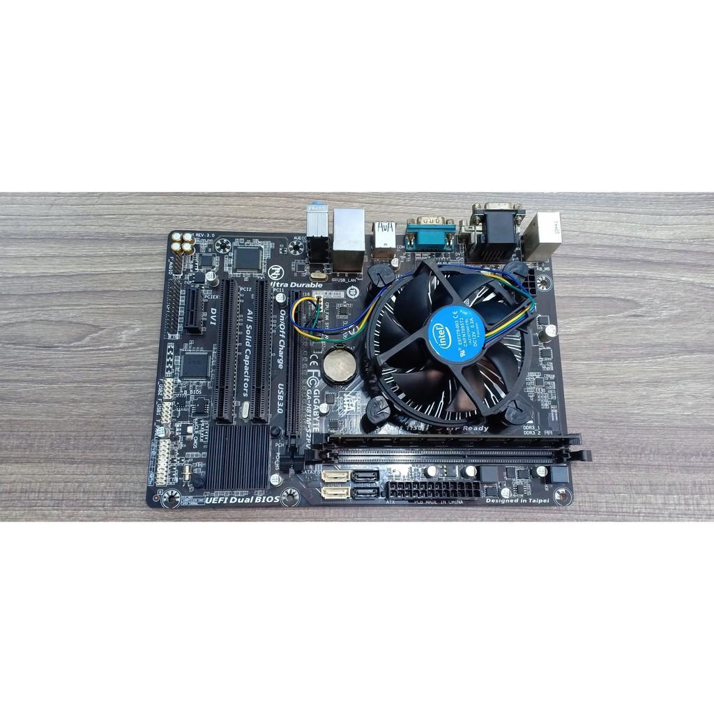 Combo main h81 + cpu i7-4790 + ram 8gb